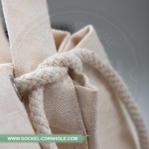 DUFFELBAG, hochwertige Canvas-Tasche für alle Cornhole-Säckchen!