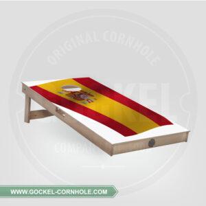 CORNHOLE BOARD - SPANISCHE FLAGGE